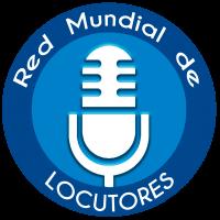 Red Mundial de Locutores - logo